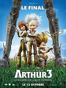 Movies bluray free download Arthur 3: la guerre des deux mondes by Luc Besson [1680x1050]