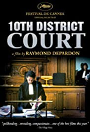 The 10th Judicial Court: Judicial Hearings Poster