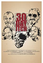 30 Day Itch Poster