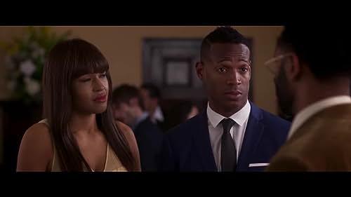 A parody of 'Fifty Shades of Grey' starring Marlon Wayans as Mr. Black.