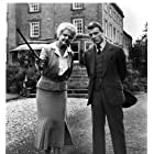 Angela Lansbury and Edward Fox in The Mirror Crack'd (1980)