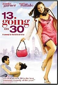 Jennifer Garner and Mark Ruffalo in 13 Going on 30 (2004)