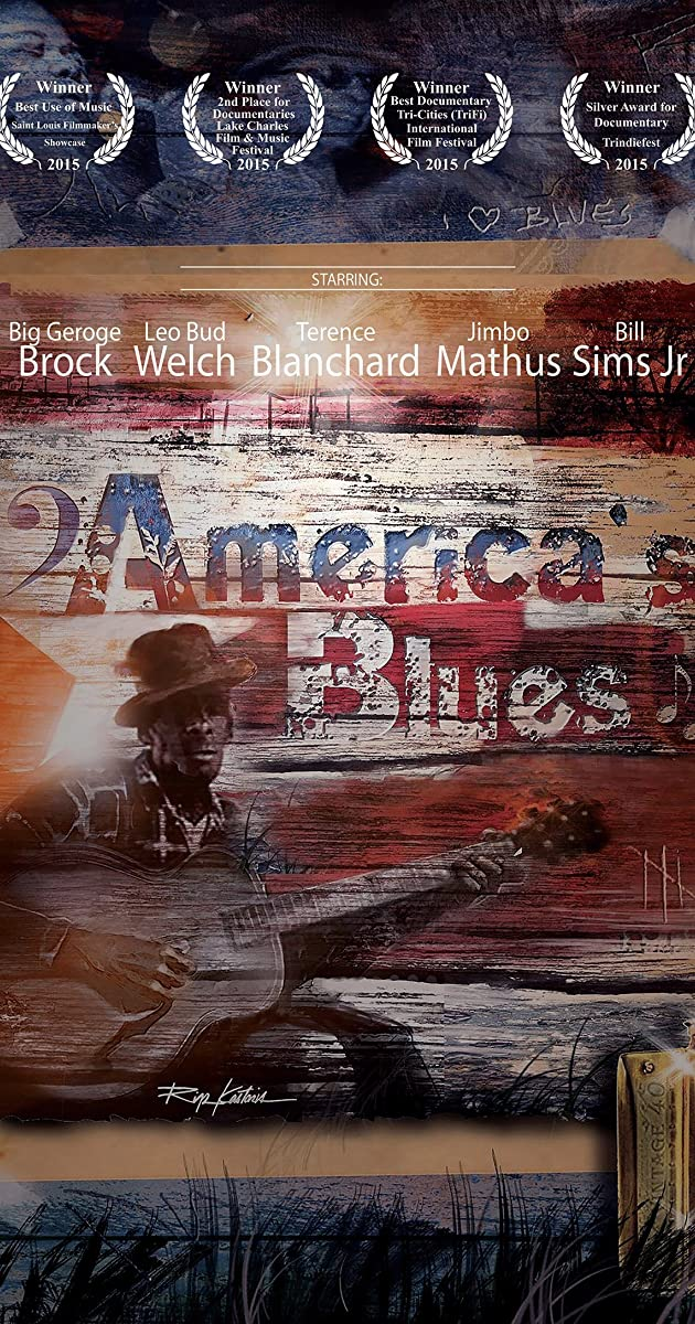 Subtitle of America's Blues