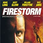 Suzy Amis and Howie Long in Firestorm (1998)