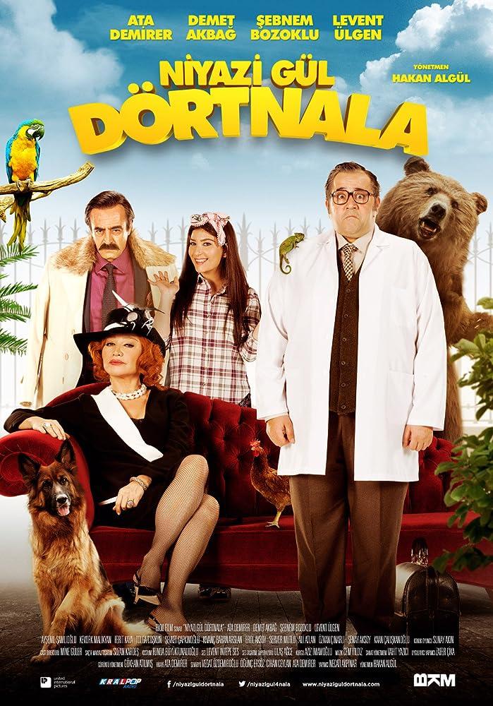7. Niyazi Gül Dörtnala (2015) İzlenmesi Gereken En İyi Türk Filmleri