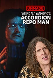 'Weird Al' Yankovic's 'Accordion Repo Man' Poster