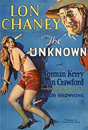 The Unknown (1927) Poster - Movie Forum, Cast, Reviews