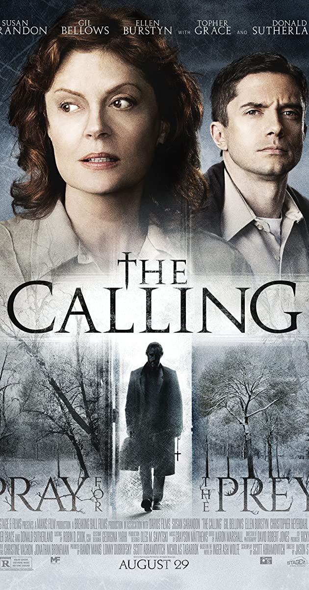 Subtitle of The Calling