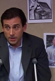"""The Office"" The Injury (TV Episode 2006) - IMDb"
