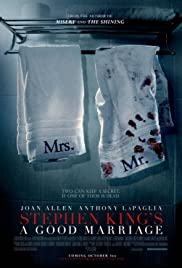 A Good Marriage (2014) Poster - Movie Forum, Cast, Reviews