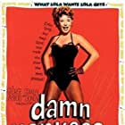 Ray Walston, Tab Hunter, and Gwen Verdon in Damn Yankees (1958)
