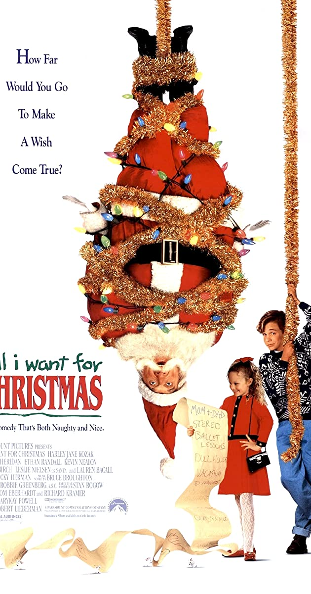 All I Want For Christmas 1991 All I Want For Christmas 1991 User Reviews Imdb