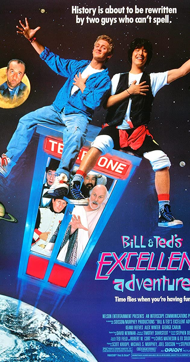 Bill & Ted's Excellent Adventure (1989) IMDb