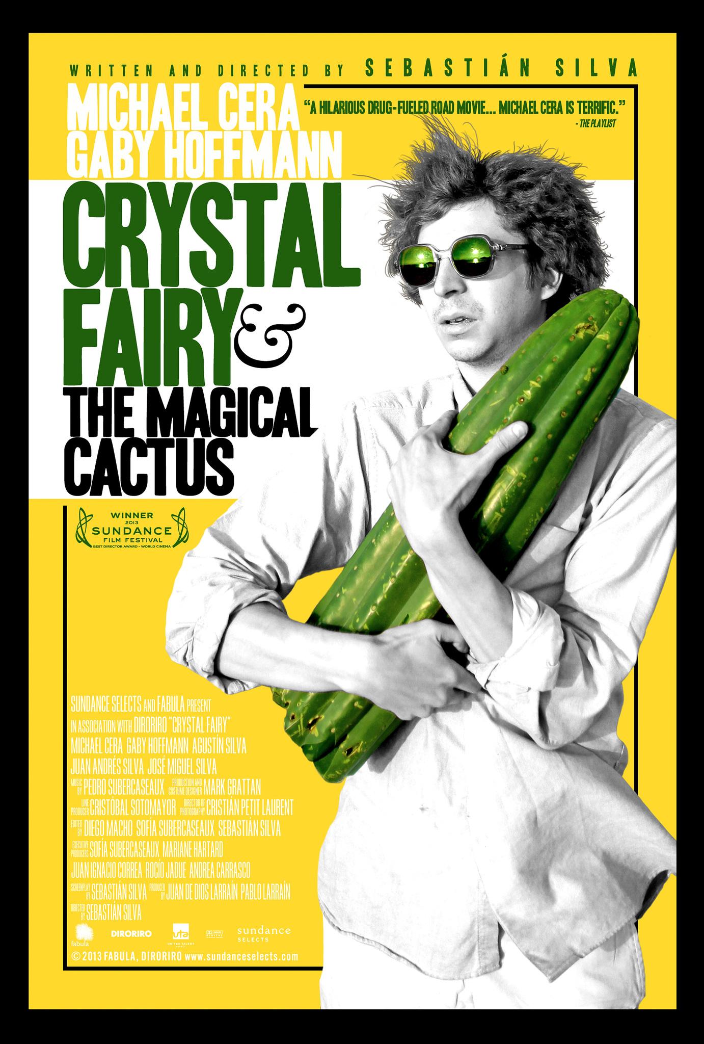 Crystal Fairy y el cactus mágico (2013) - IMDb
