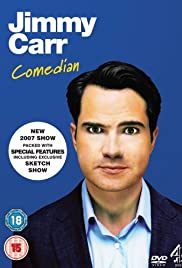 Jimmy Carr: Comedian (2007) Poster - TV Show Forum, Cast, Reviews