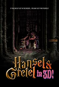 Primary photo for Hansel and Gretel in 3D