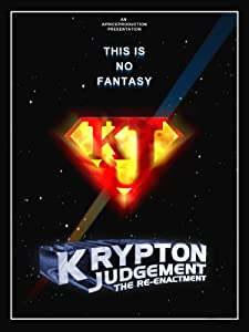 Watching old movies Krypton Judgement the Reenactment Spain [BluRay]