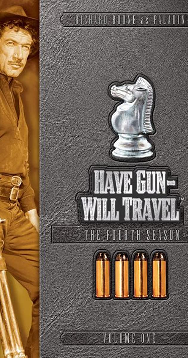 Have Gun - Will Travel (TV Series 1957–1963) - IMDb