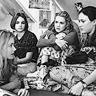 Rachael Leigh Cook, Schuyler Fisk, Bre Blair, and Larisa Oleynik in The Baby-Sitters Club (1995)