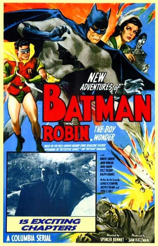 Batman and Robin on FREECABLE TV