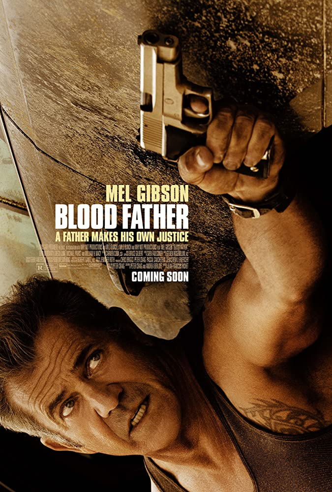Poster film Blood Father (2016)
