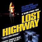 Patricia Arquette and Bill Pullman in Lost Highway (1997)