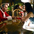 Billy Bob Thornton and Lauren Graham in Bad Santa (2003)