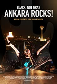 Black, Not Gray: Ankara Rocks! Poster