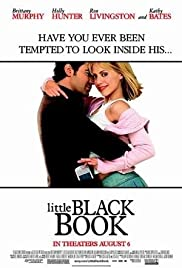 Little Black Book (2004) Poster - Movie Forum, Cast, Reviews