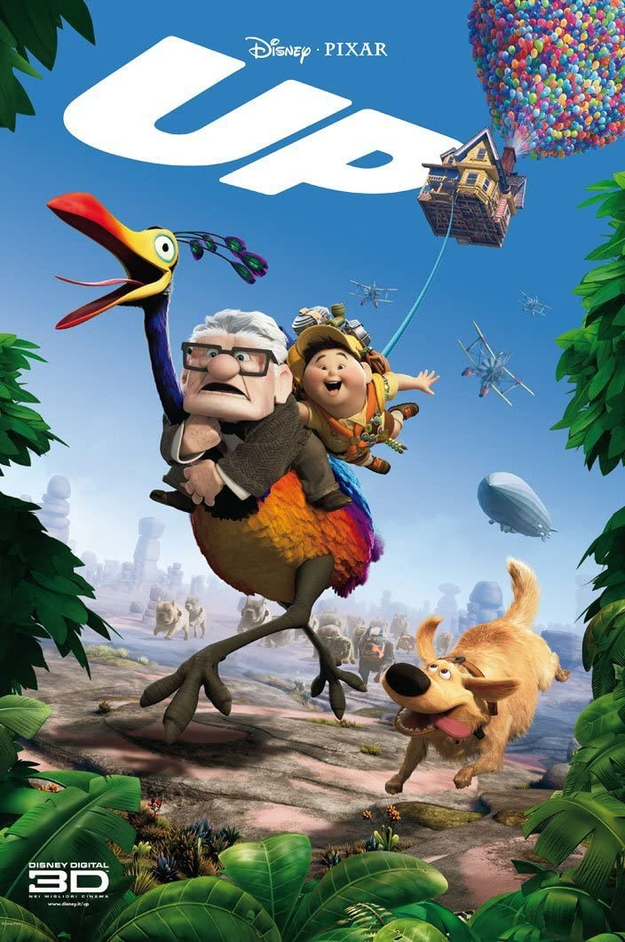 Up (2009) Hindi Dubbed