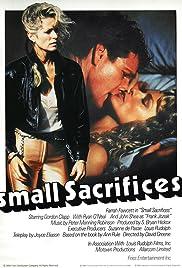 Small Sacrifices Poster