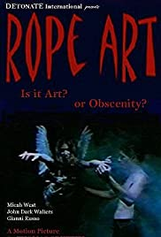 Rope Art Poster