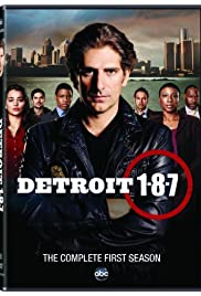 Detroit 1-8-7 Poster - TV Show Forum, Cast, Reviews