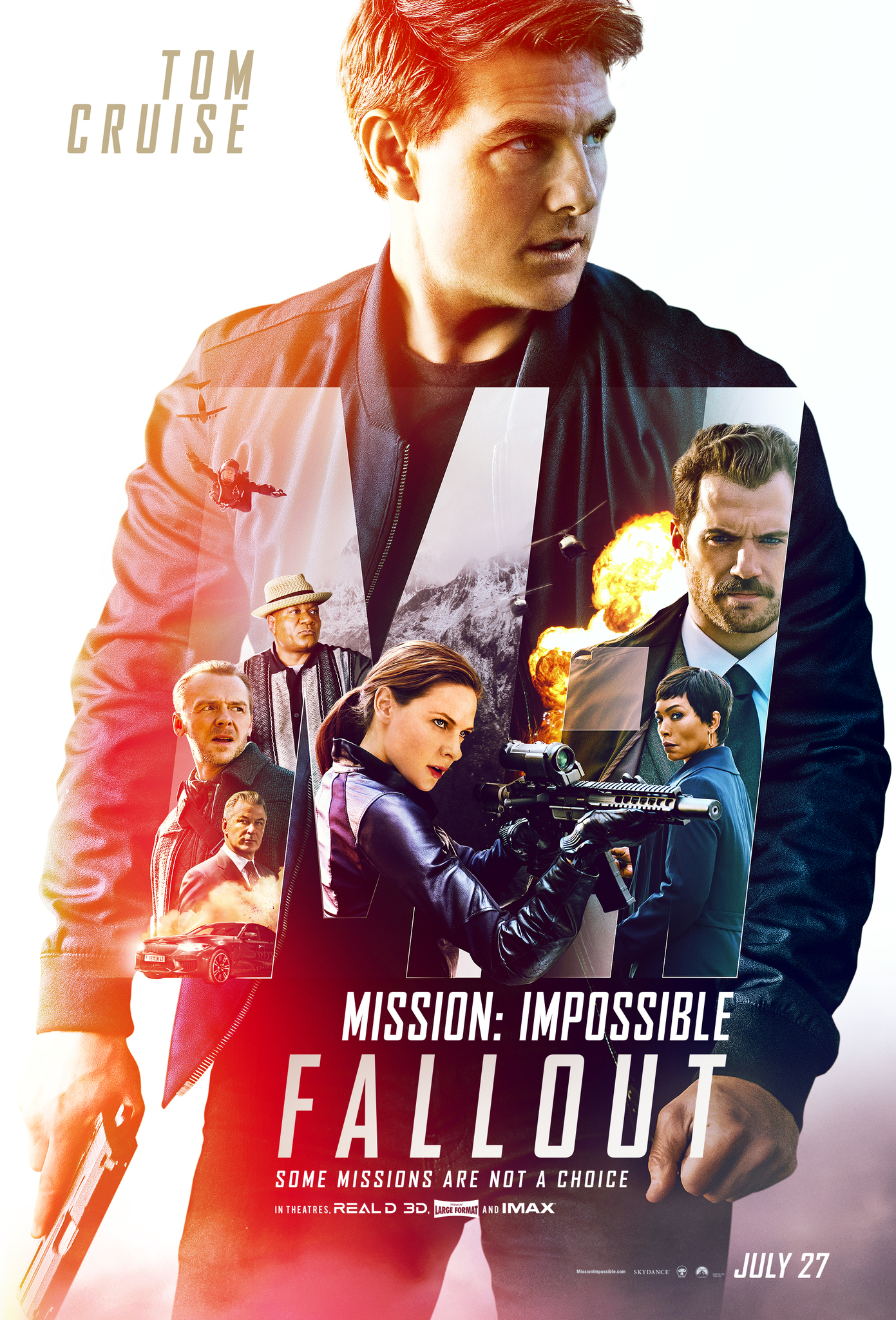 Image result for mission impossible fallout poster