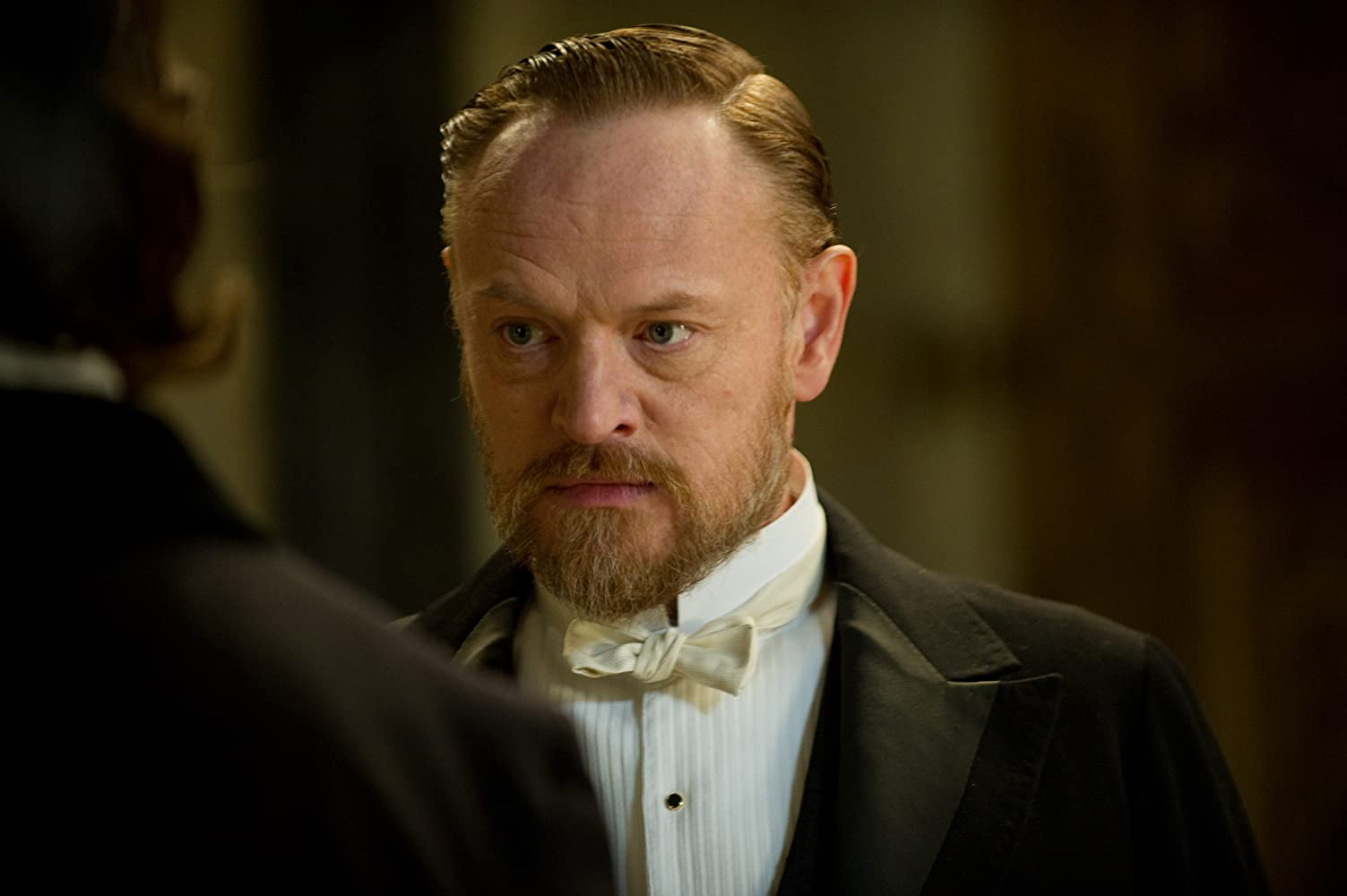 Jared Harris in Sherlock Holmes: A Game of Shadows (2011)