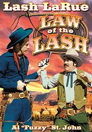 Where to stream Law of the Lash