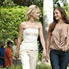 Minka Kelly and Rachael Taylor in Charlie's Angels (2011)