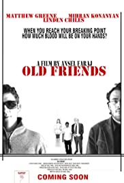 Old Friends Poster