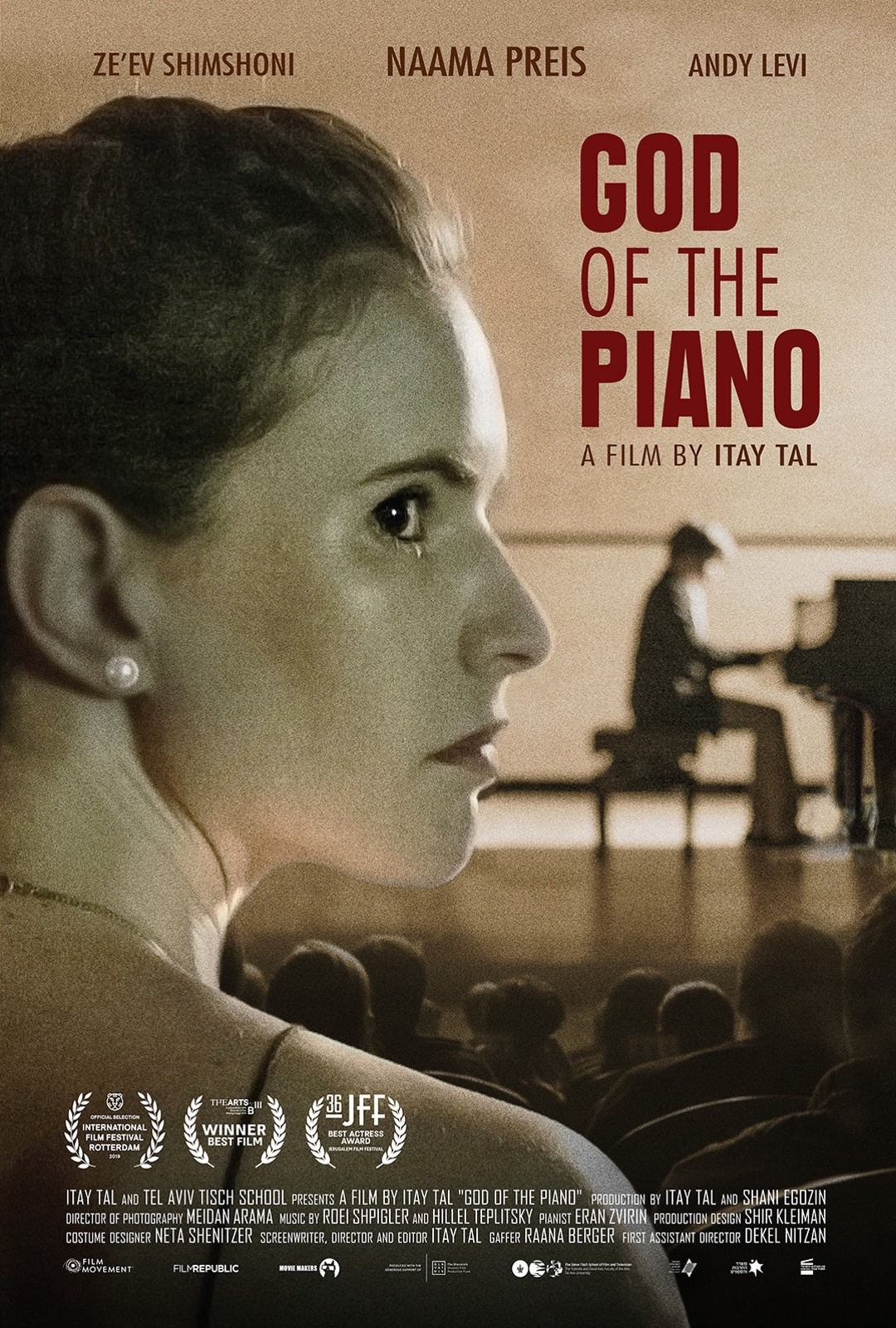 God of the Piano (2019)