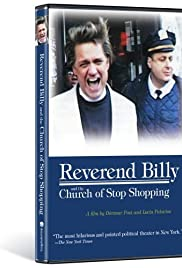 Reverend Billy and the Church of Stop Shopping Poster
