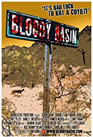 Bloody Basin Poster
