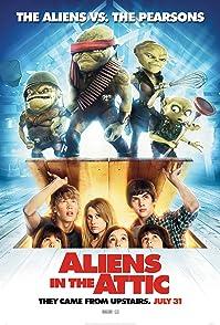 Aliens in the Atticมันมาจากข้างบนกับแก๊งซนพิทักษ์โลก