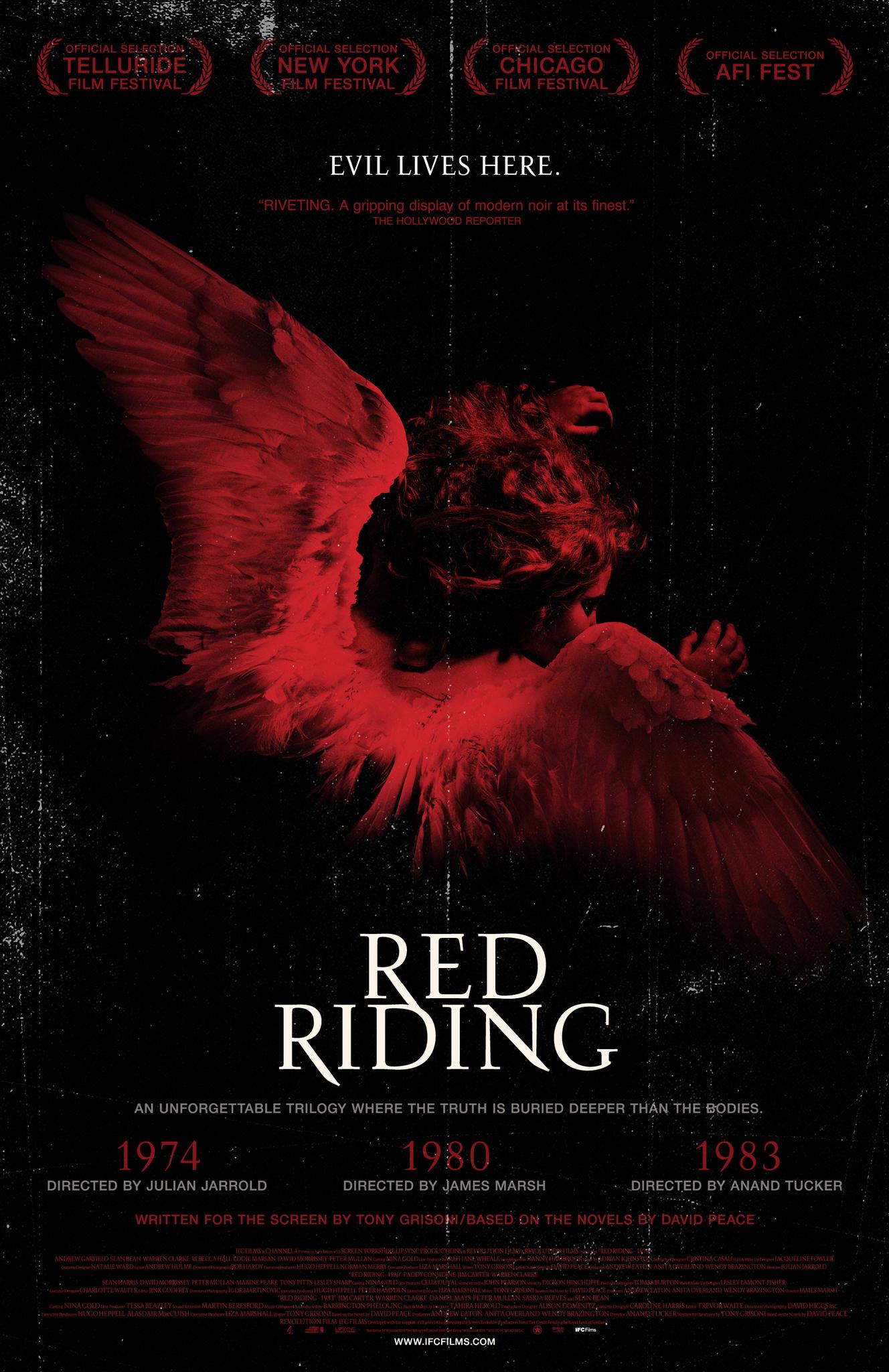 Risultati immagini per Red Riding