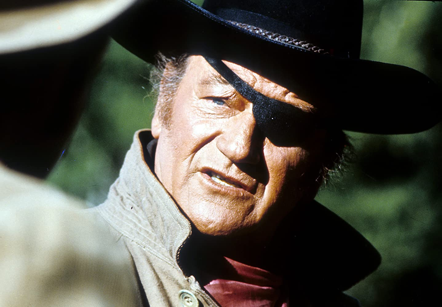 John Wayne in True Grit 1969