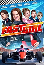 Fast Girl Poster