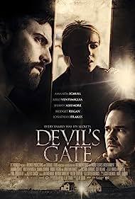 Shawn Ashmore, Amanda Schull, and Milo Ventimiglia in Devil's Gate (2017)
