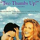 Hugh Grant and Elle Macpherson in Sirens (1994)