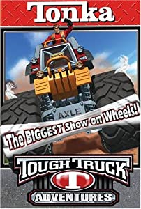 Tonka Tough Truck Adventures: The Biggest Show on Wheels 720p torrent