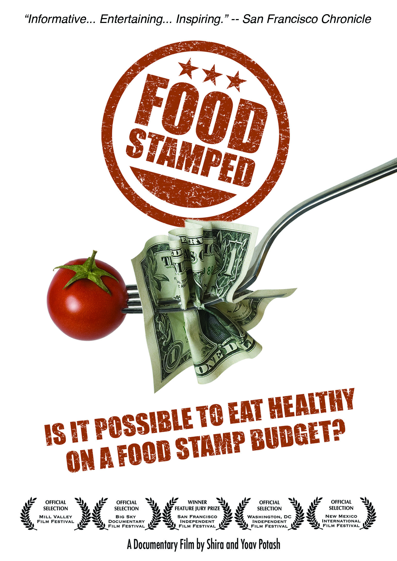 Food Stamped 2010