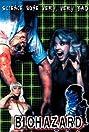 Biohazard (1985) Poster